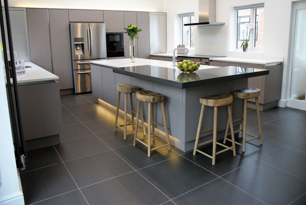 mrs brown maghull modern kitchen